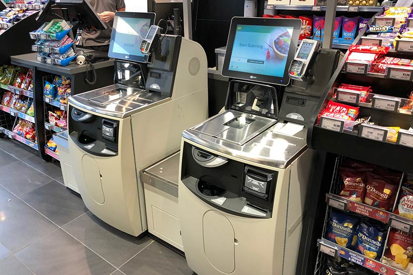 self scan checkout