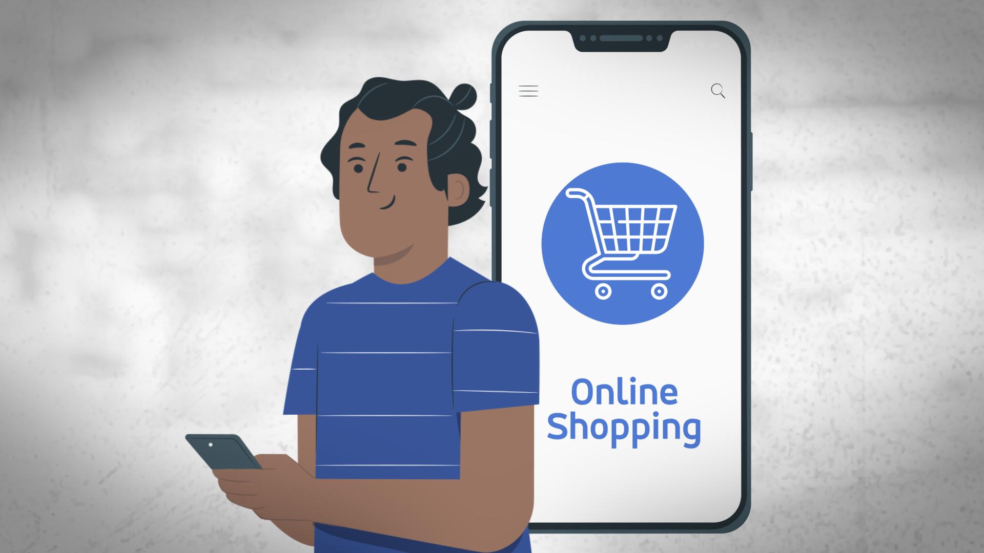 Web Shop online shopping